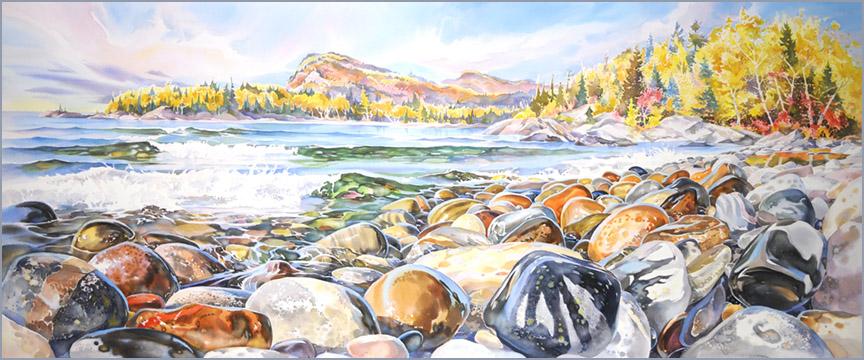 Coastal Trail, Lake Superior
