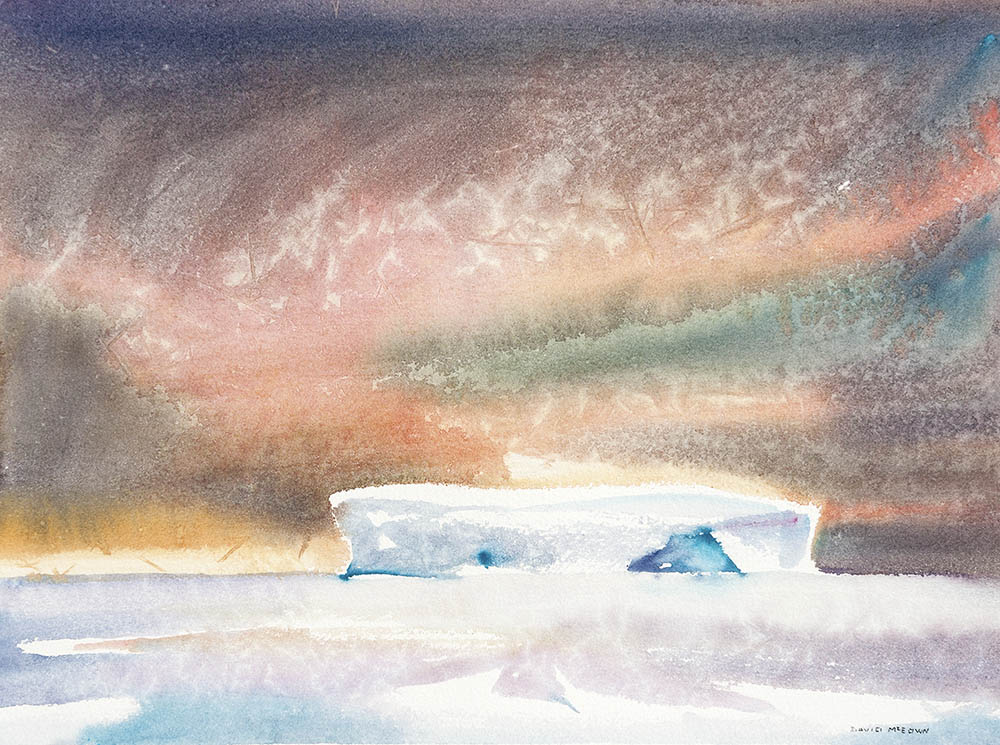 In the ice n.2  - East Antarctica (available for sale)
