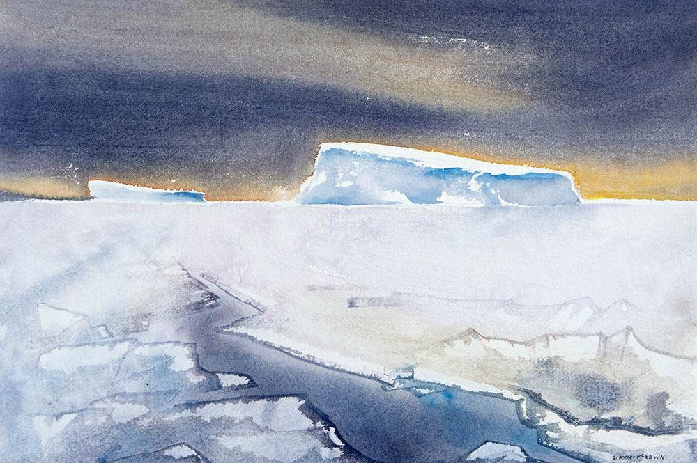 In the ice n.1 - East Antarctica