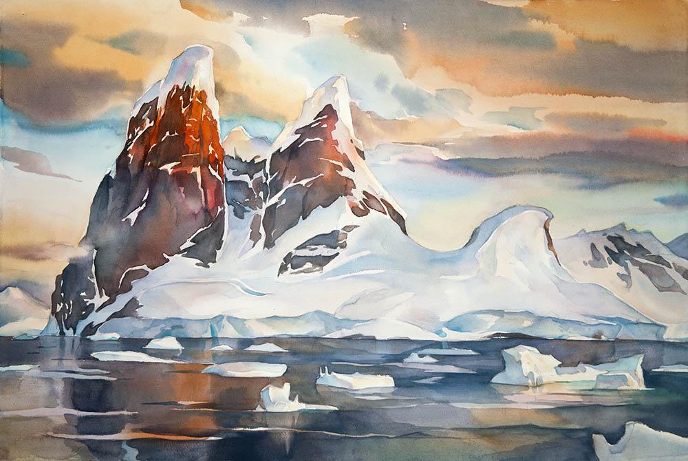 Antarctic Peaks