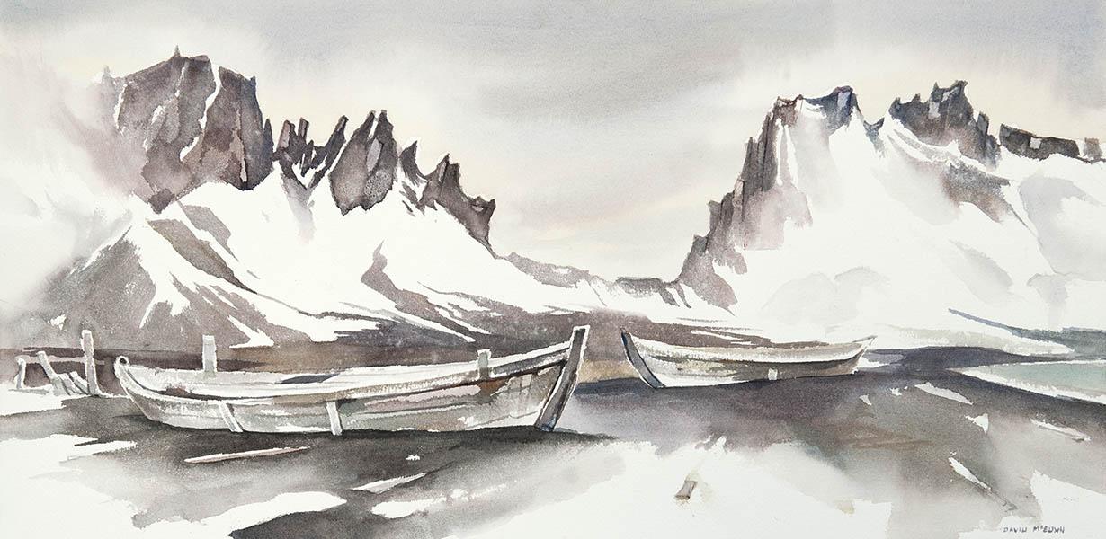 Deception Island Water Boats