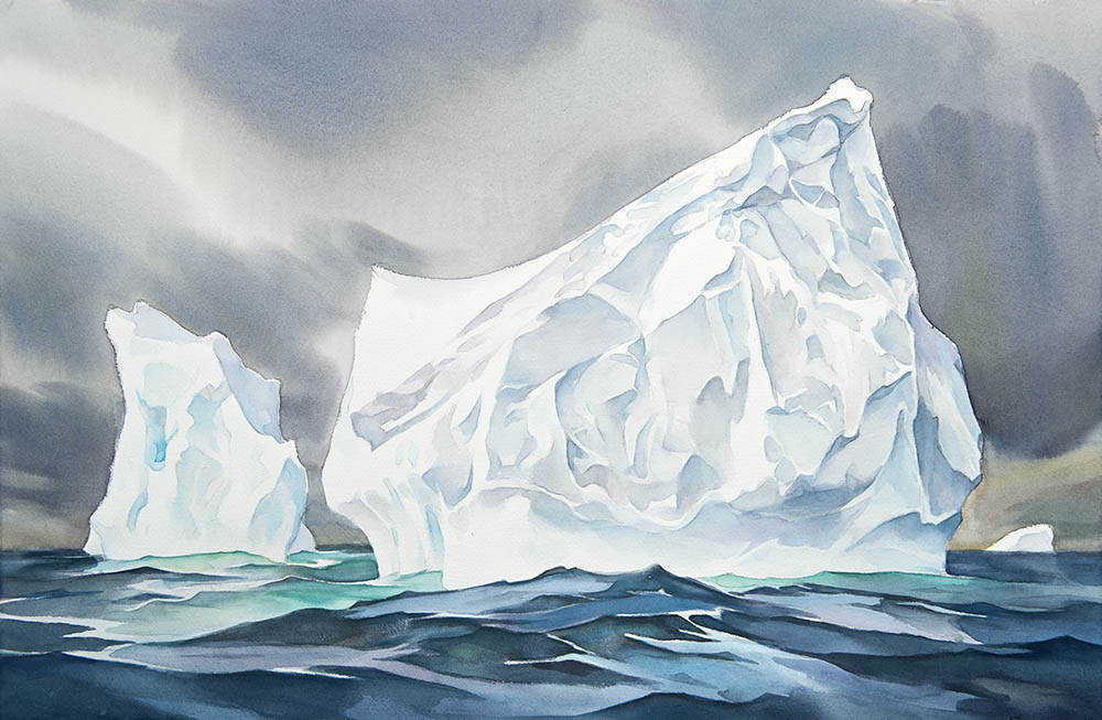 Iceberg n.11 (available for sale)