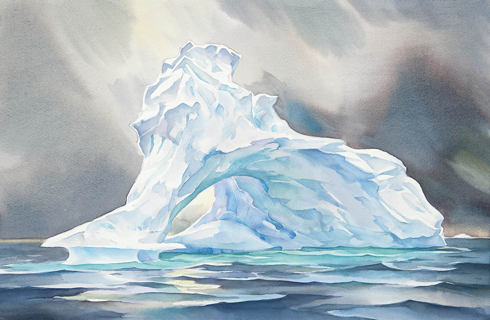 Iceberg n. 14 (available for sale)