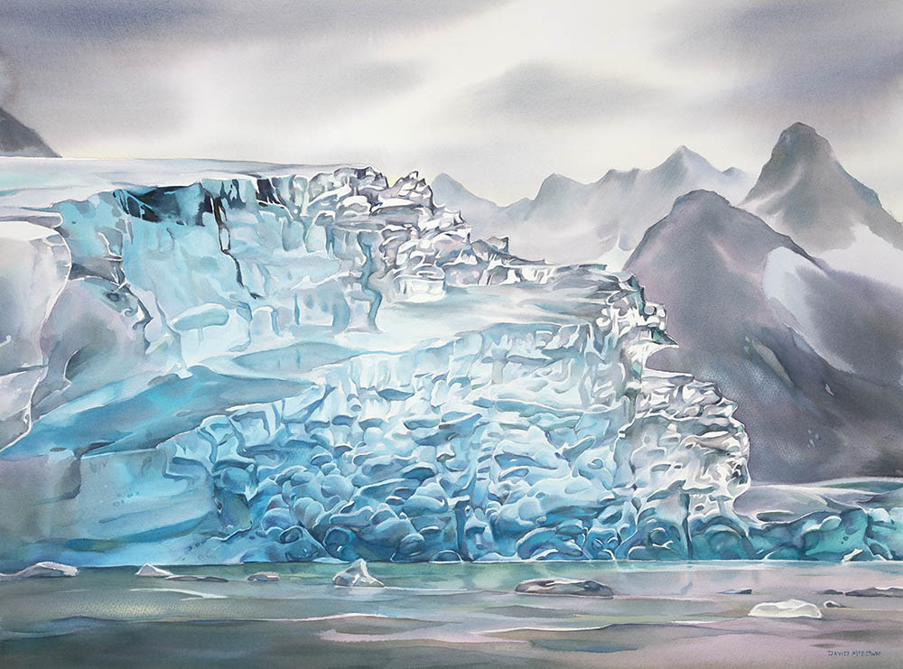 Greenland Ice #2 (available for sale)
