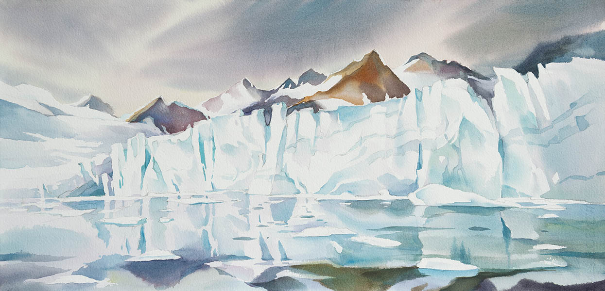Lillieboeck glacier (available for sale)