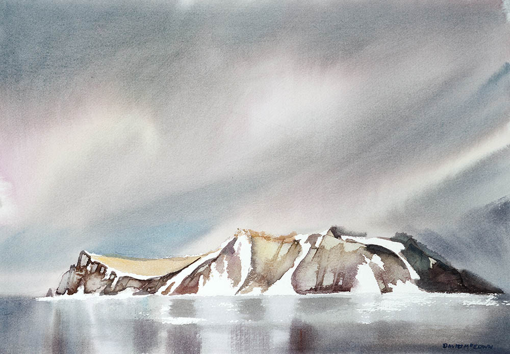 Big Diomede Island n.2 (available for sale)