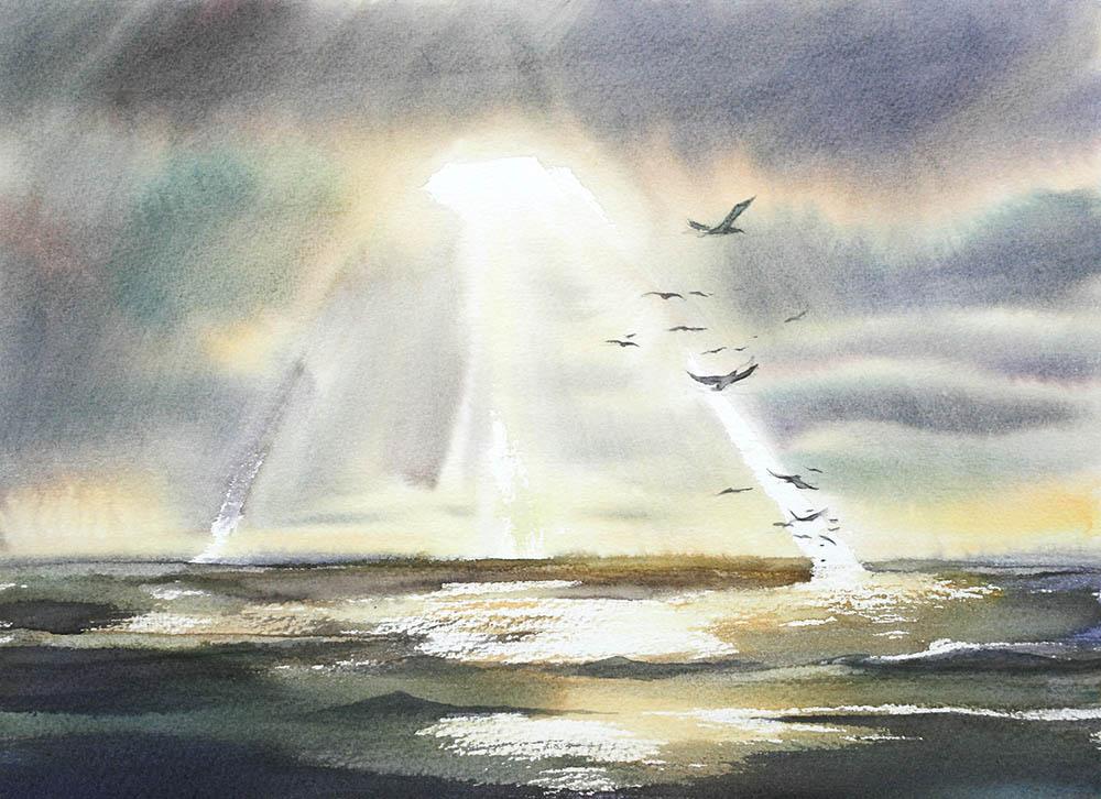 Barents Sea n.1