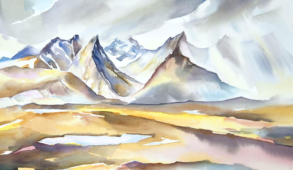 Selwyn Range n.1