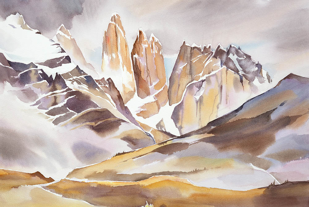 Torres del Paine (available for sale)