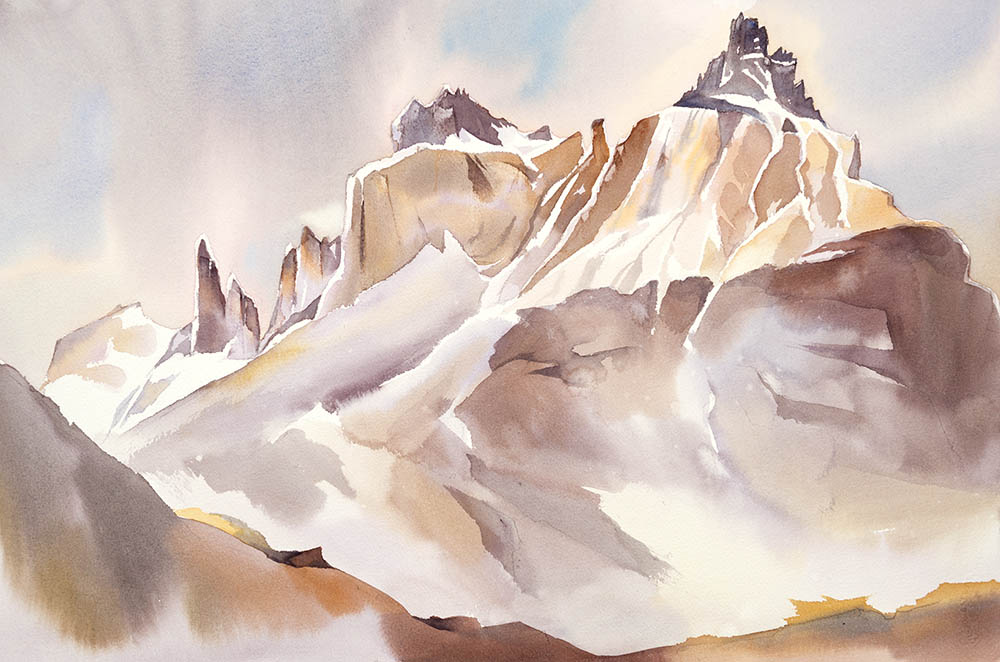 Cuernos del Paine (available for sale)
