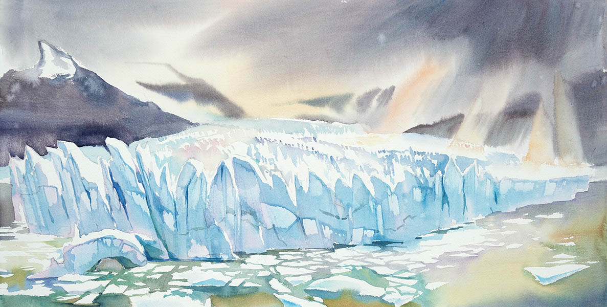 Perito Moreno (available for sale)