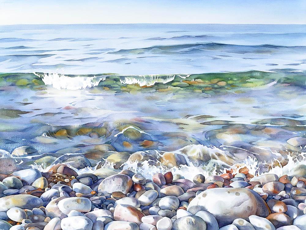 Lake Superior Shoreline n.2