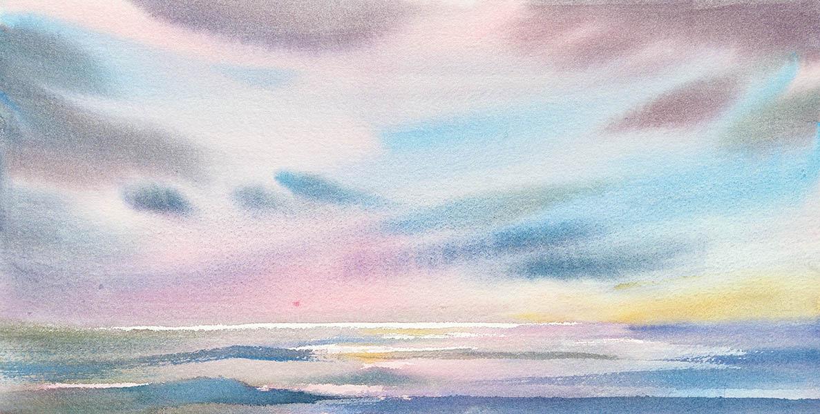 Drake Passage Sunset n.2