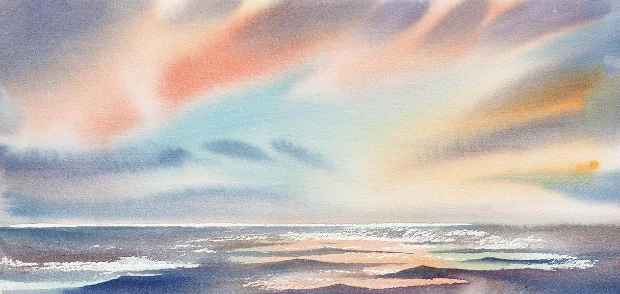Drake Passage Sunset n.1