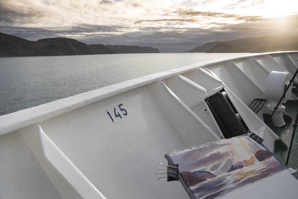 Bellot Strait n. 1