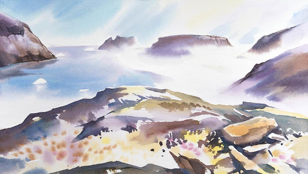 Sunshine Fjord