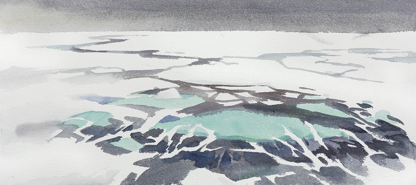 Ice edge # 3