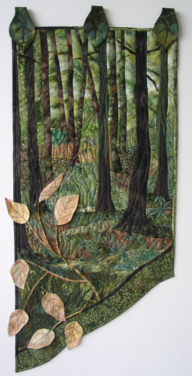 """""""Douglas Fir Trail"""",(private collection)"""