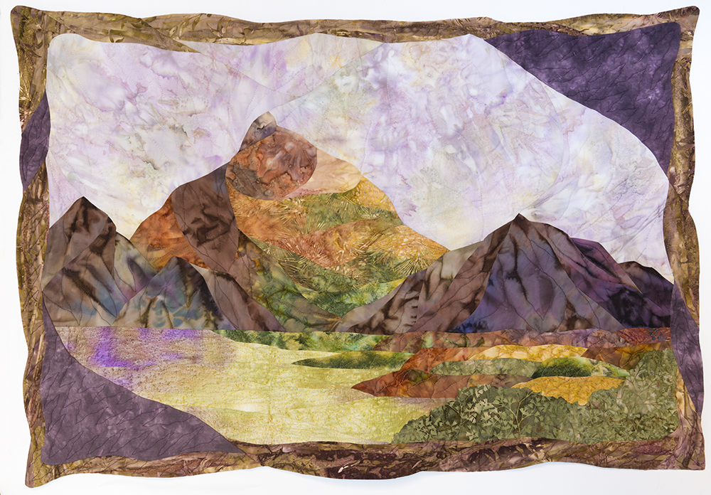 Gold Mountain (private collection)