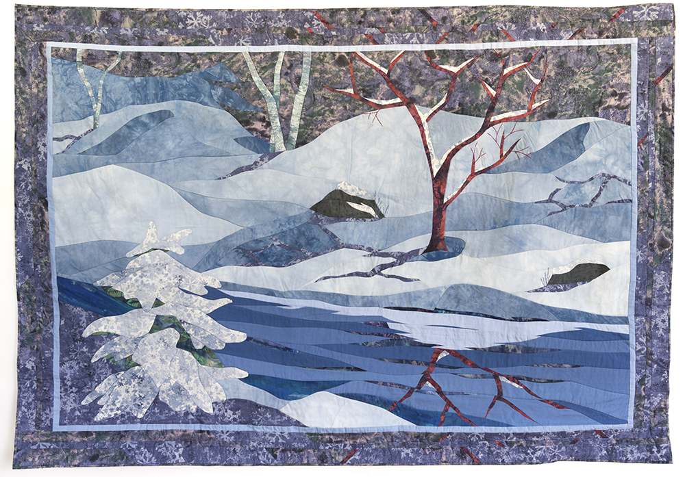 Winter River (private collection)
