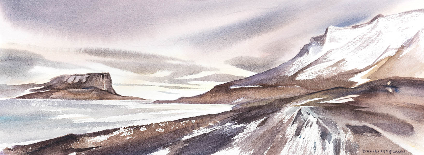 Shores of Beechey Island