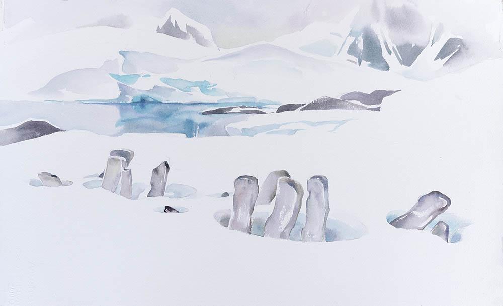 Whalebones, Jougla Point