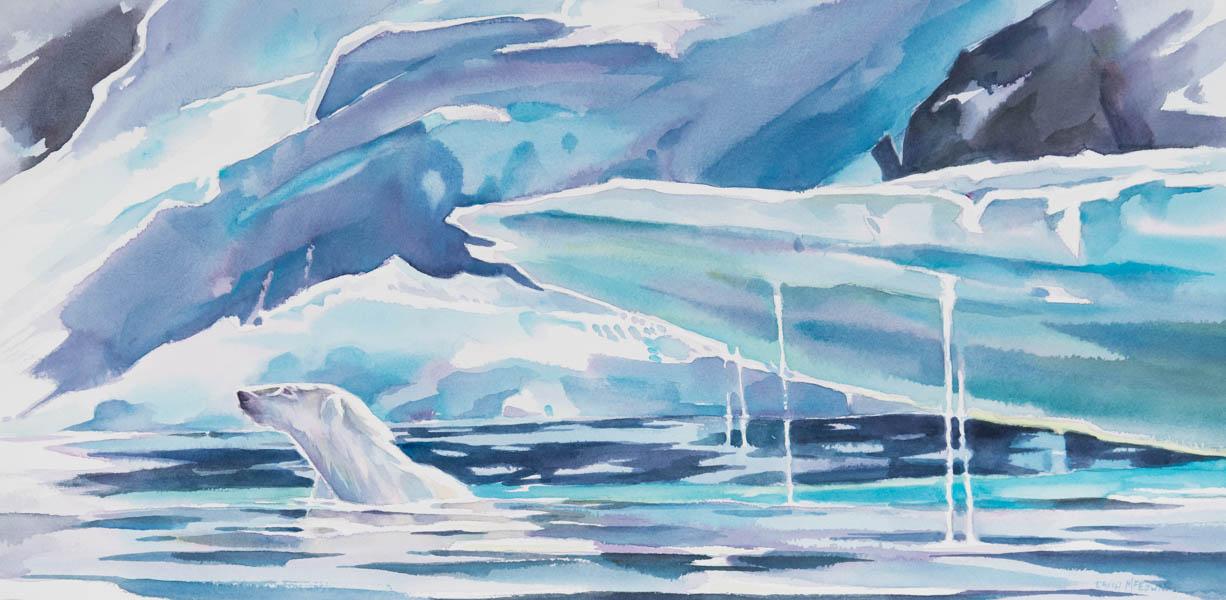 Polar Bear, Cape Mercy (sold)
