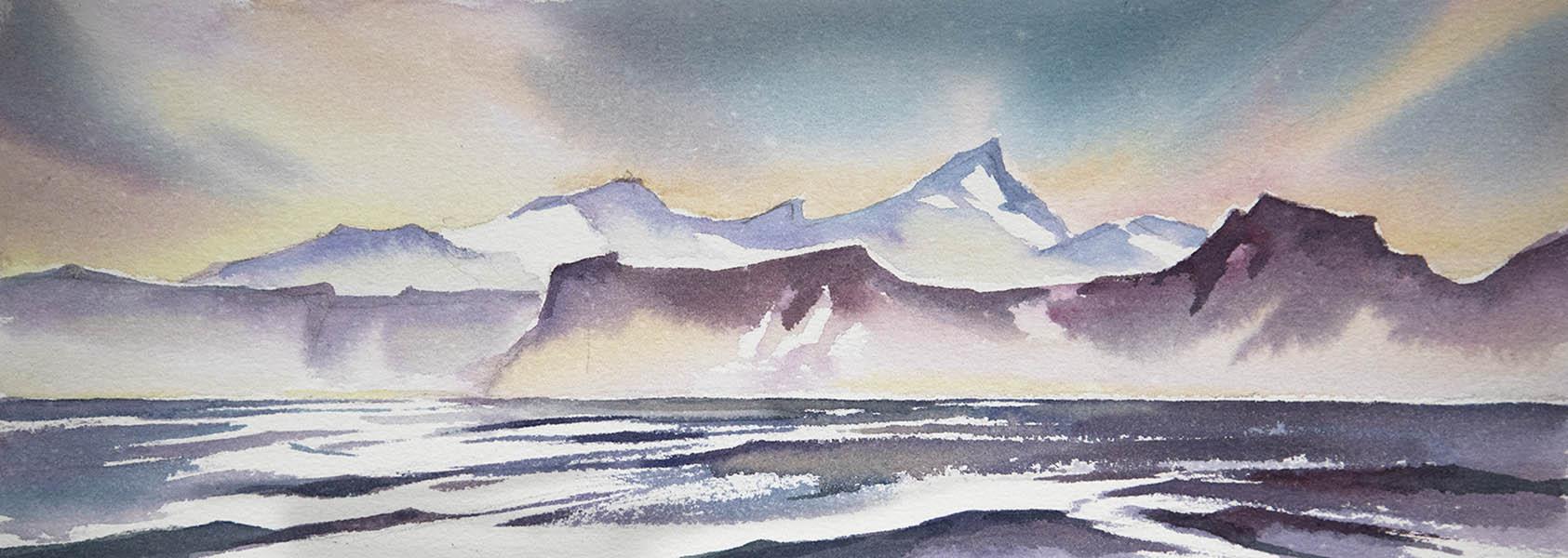 Crossing The Arctic Circle n.2
