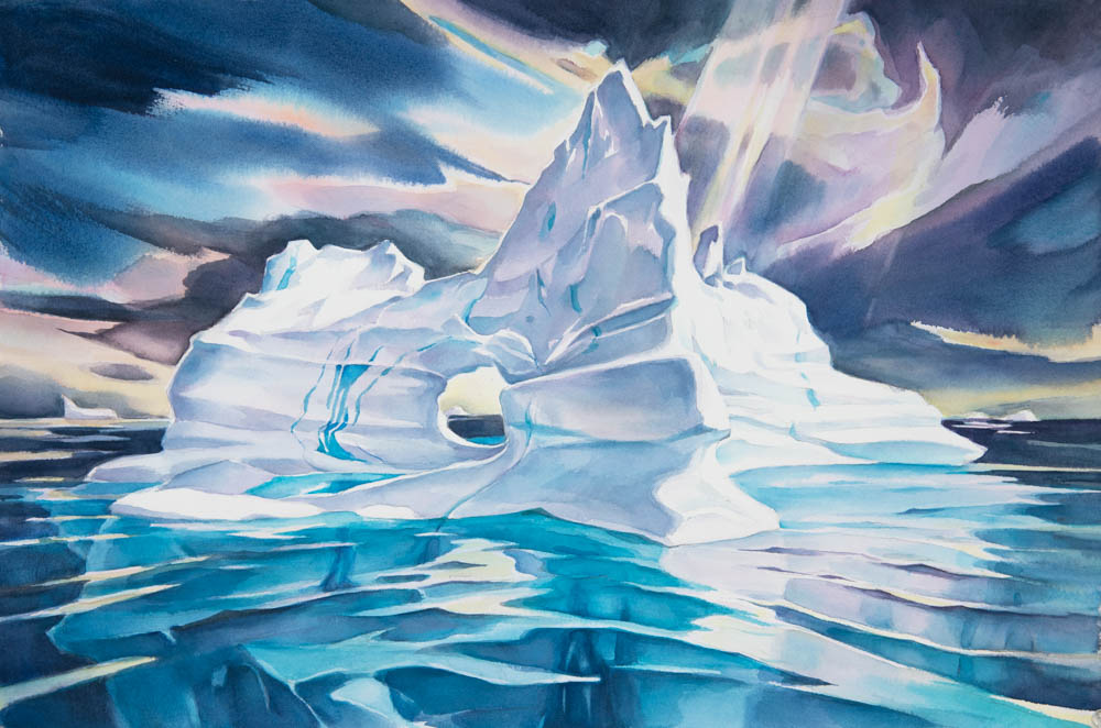 Iceberg n.21 (available for sale)