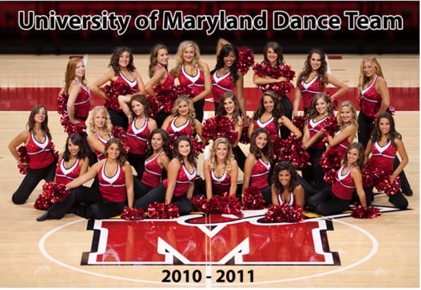 Dance Team 2010 - 2011