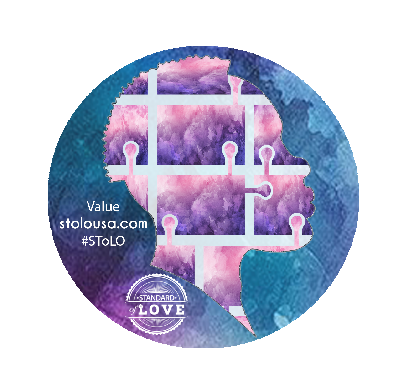 VALUES   Your values are how you define and show your core principles. Standard of LOVE asks that your values authentically reflect your character; character is the foundation for reputation.