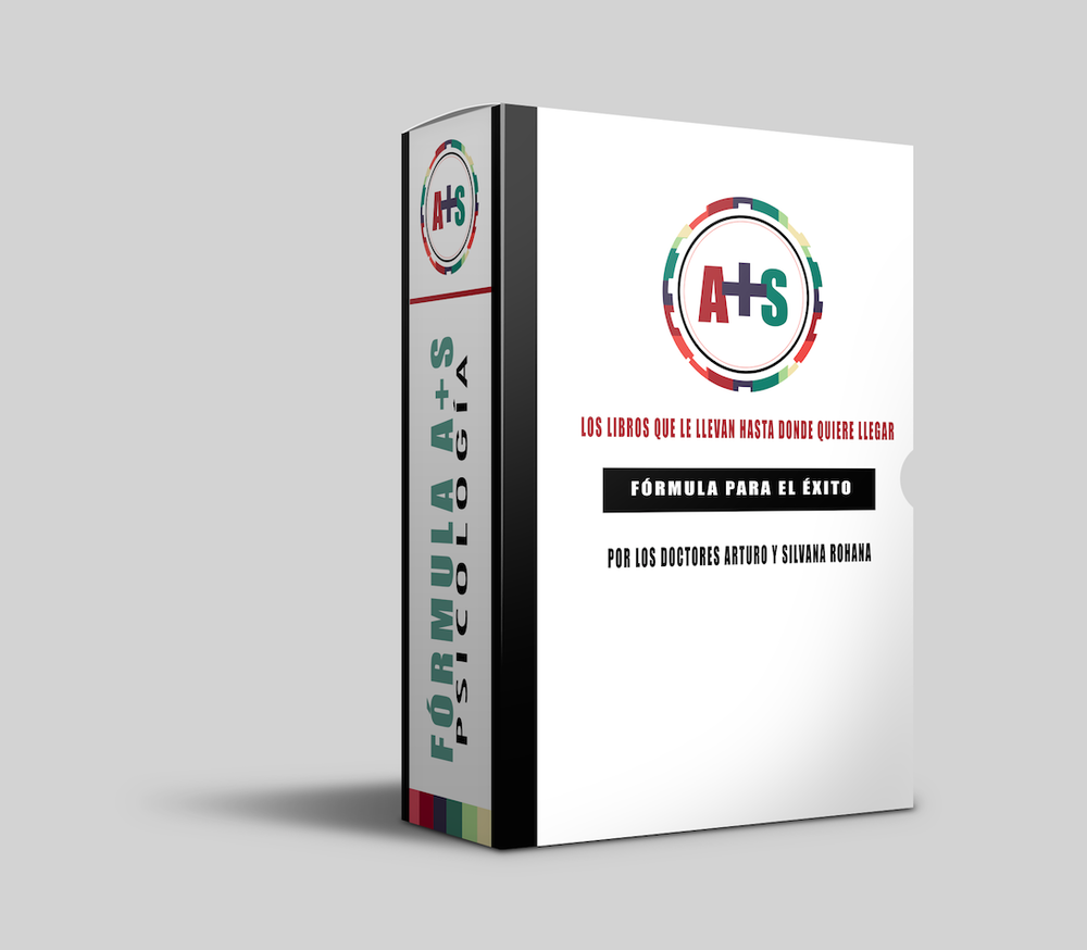 A+S Psychology is a book collection. This books are also part of the Rohanas' Branding. They are researchers and therapists with more than 40 years of experience.  Learn more .