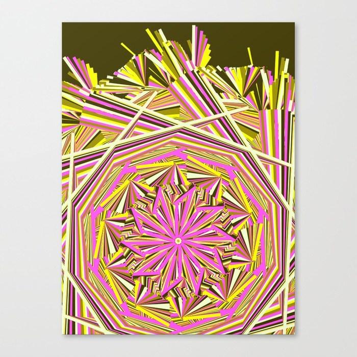 Canvas Print   - Society 6