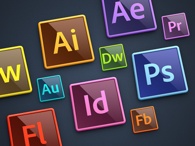 Proficient with Adobe Suite -