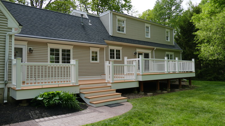 Two Tier Deck -