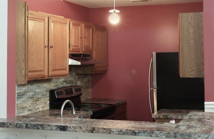 Complete Kitchen Update - - New open design, counter tops, back splash, appliances and flooring