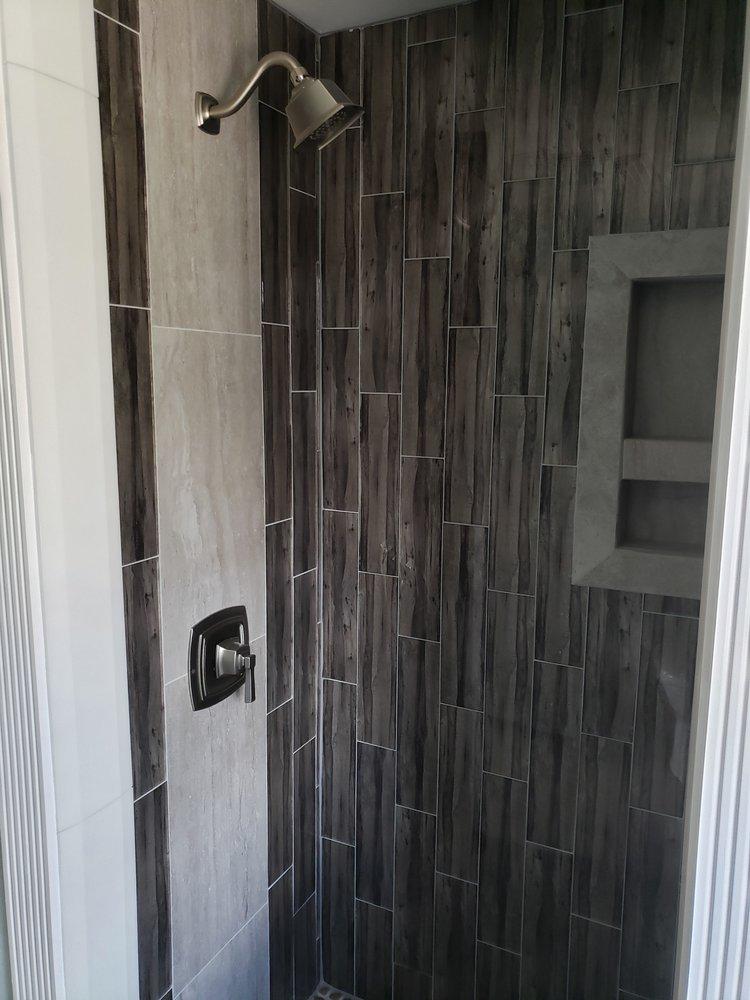Remodel - guest bathroom from tub to custom shower.jpg
