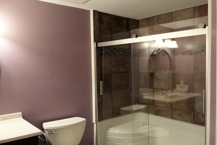 Remodel - Bathroom from tub to custom shower with new fixtures and flooring-mini.jpg