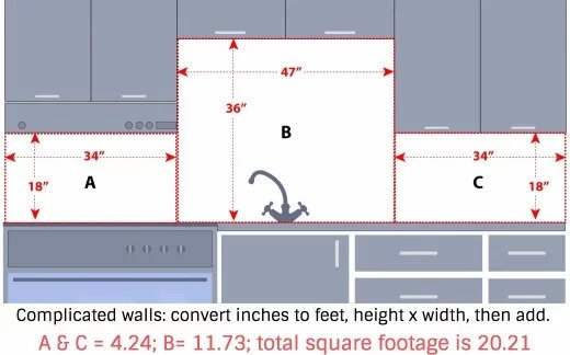 Convert Inches to Feet for Easier Math