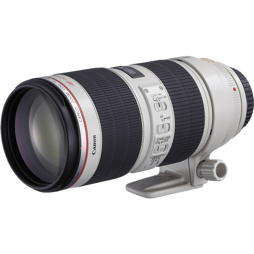 Canon 70-200mm f/2.8L IS II USM -