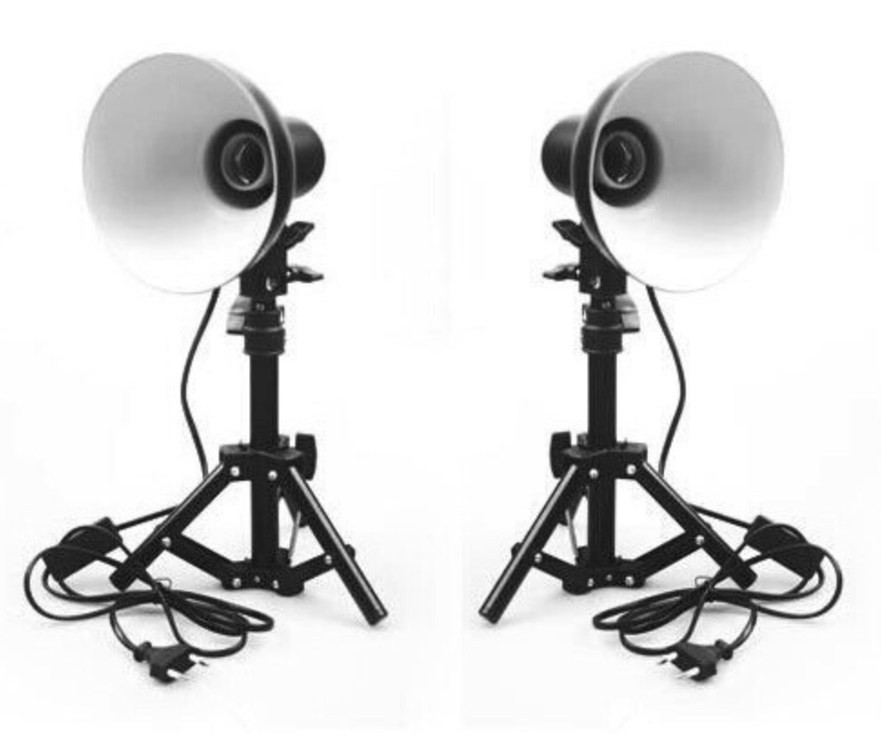 60W LED Table Top Lights (pair) -