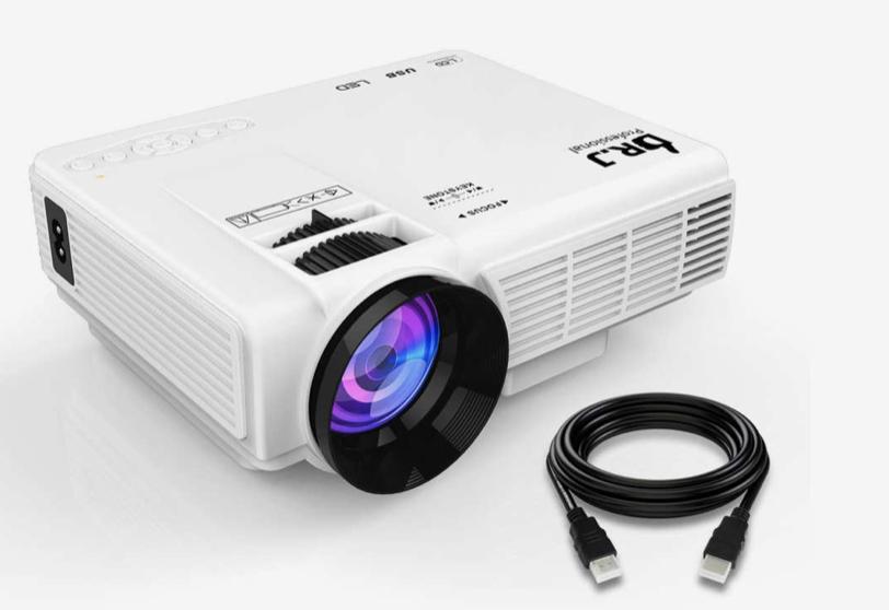 Jinhoo Mini Projector -