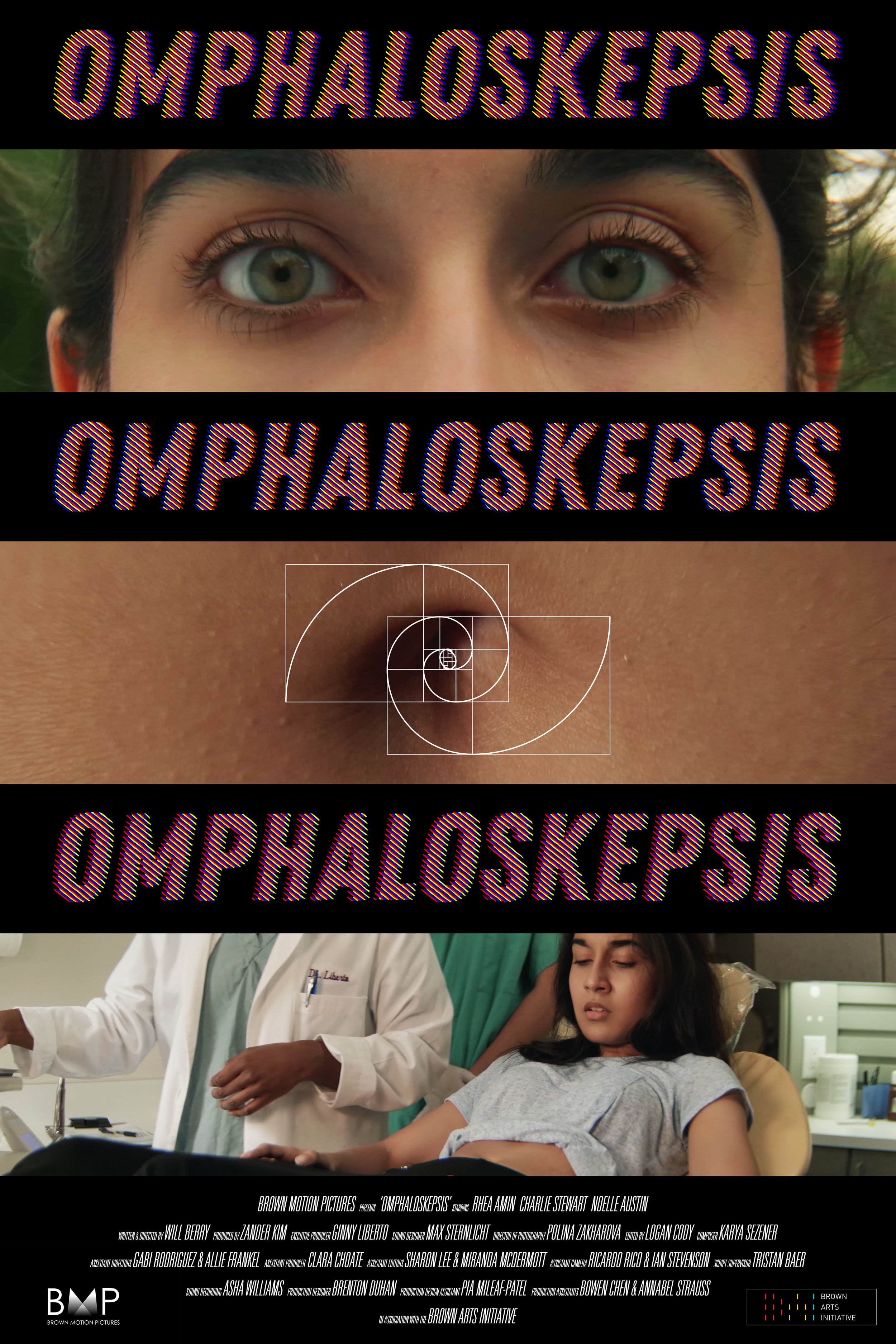 Omphaloskepsis poster