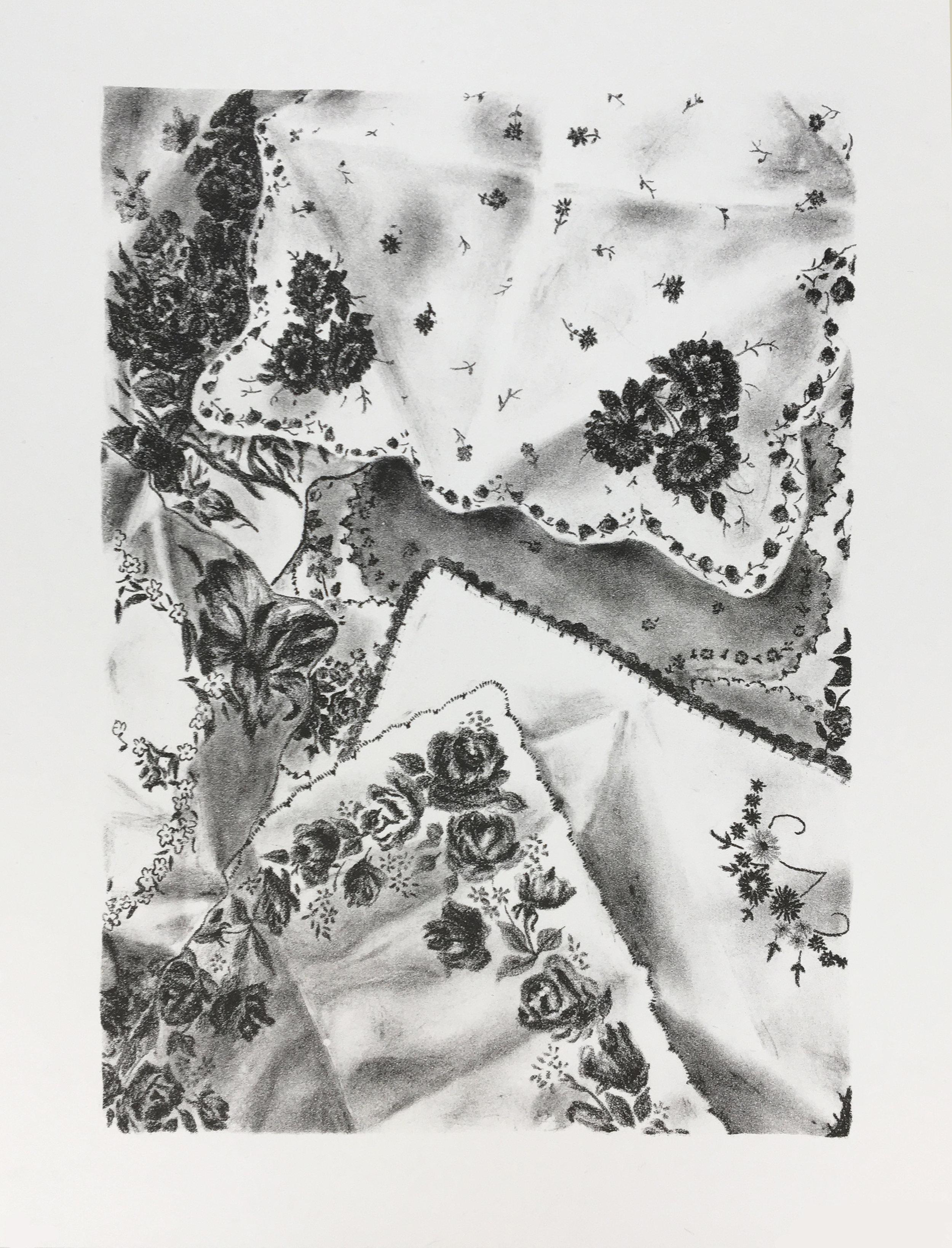 Patricia   Lithograph, 2018