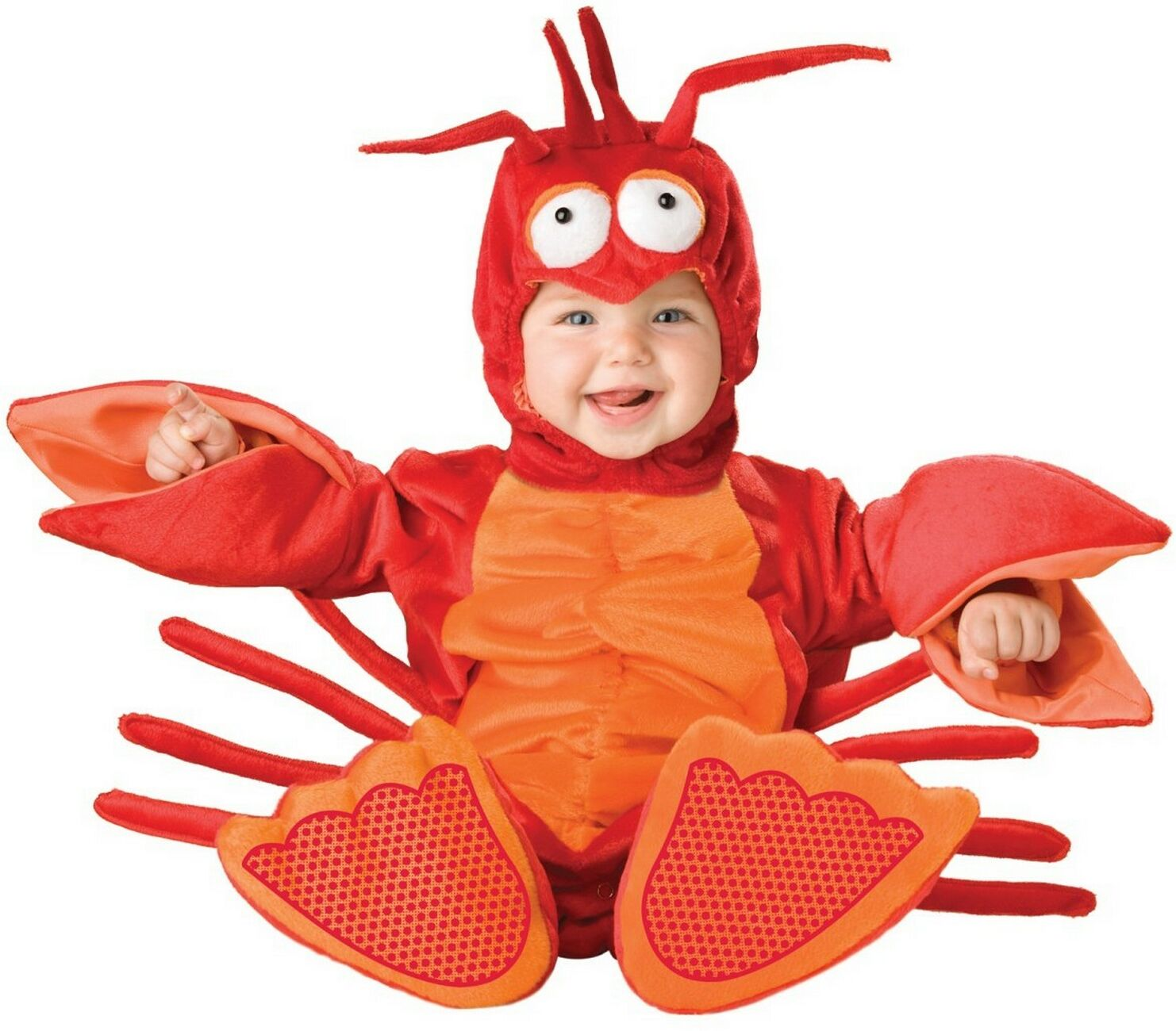 Pictured: A 60 year old lobster.