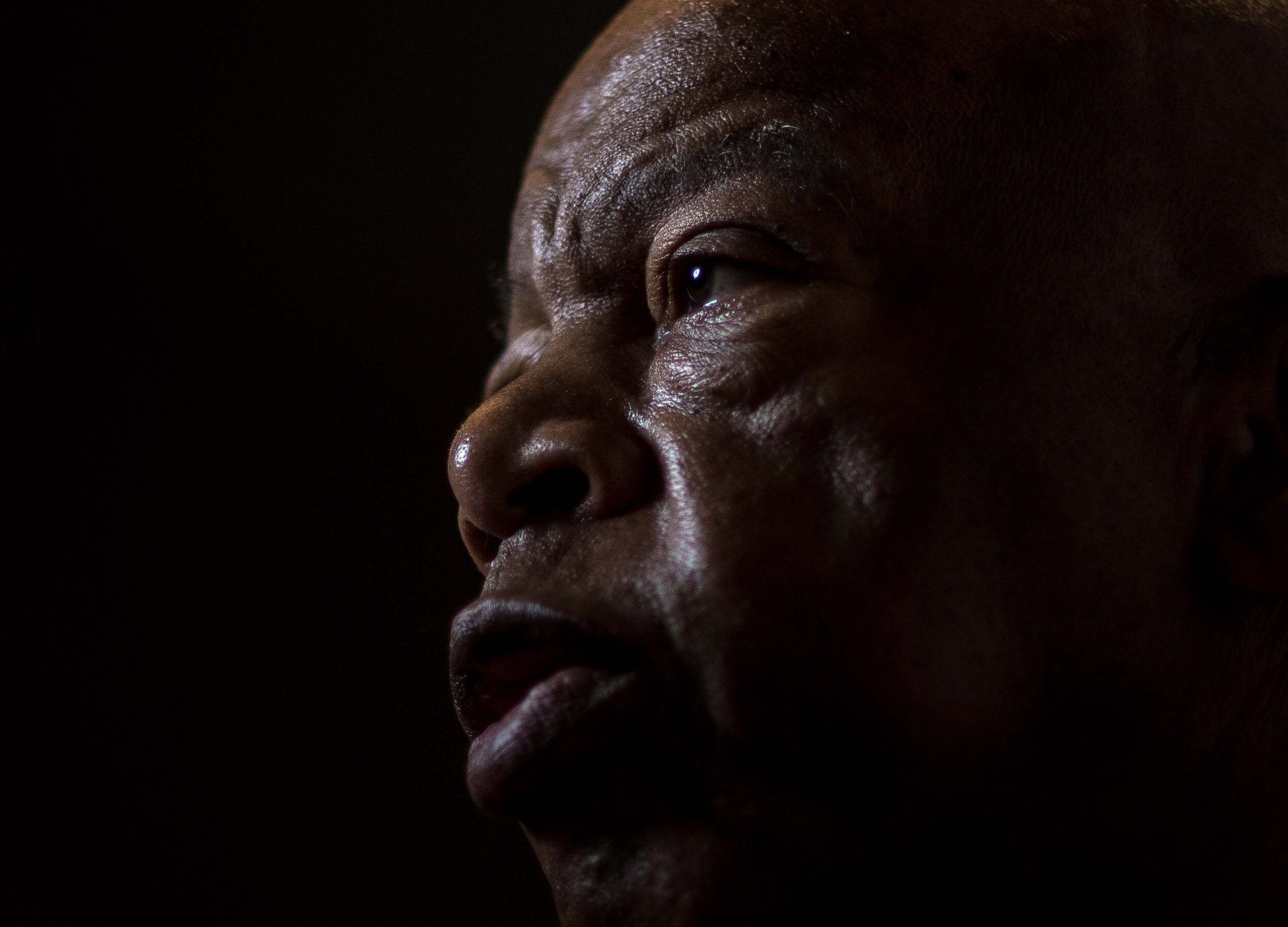 U.S. Rep. John Lewis during an interview, Saturday, Oct. 5, 2019, in Atlanta. Branden Camp for AJC