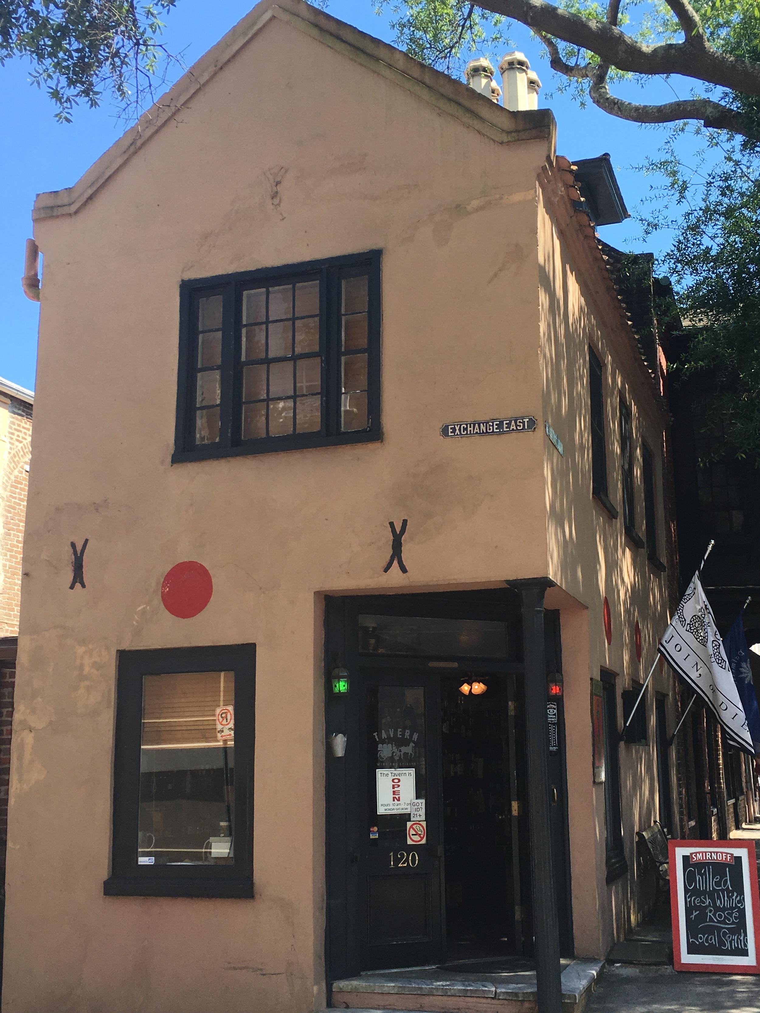 120 east Bay Street. Charleston SC