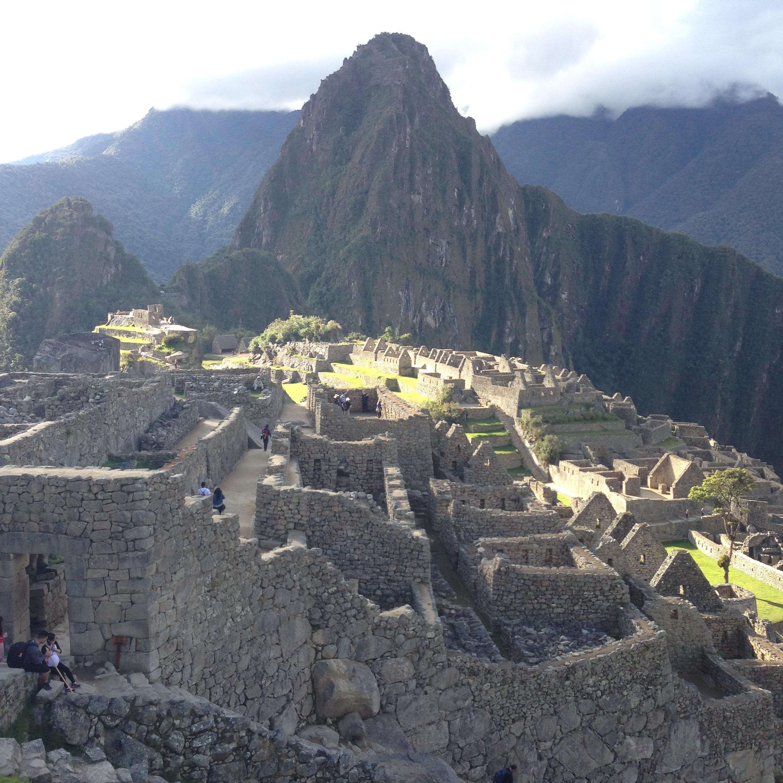 Machu Picchu in all her glory