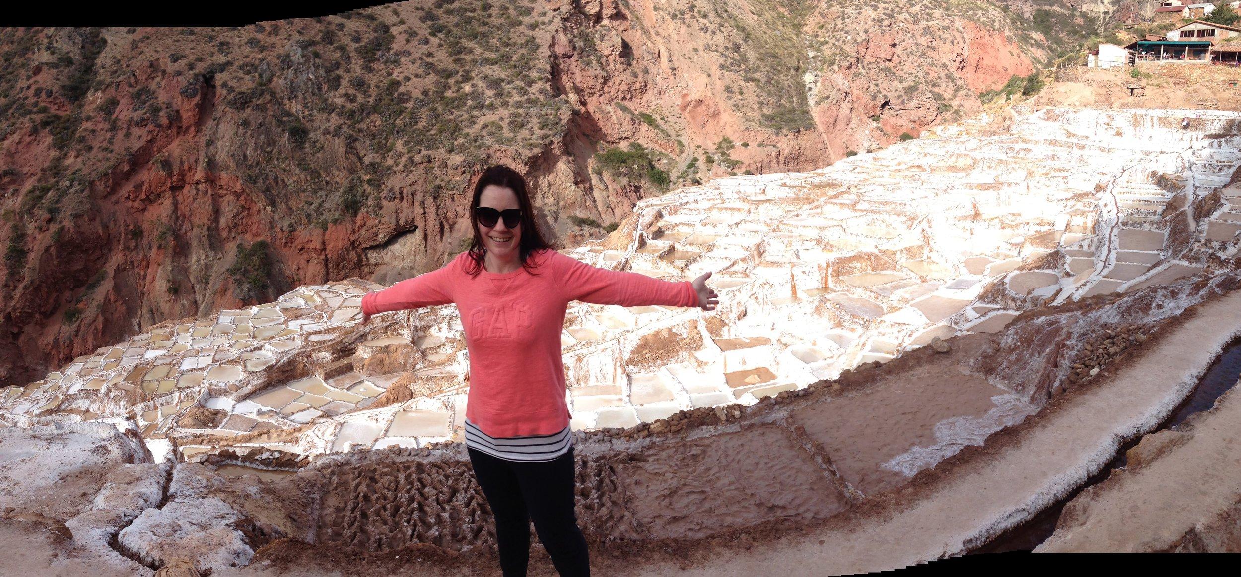 Showcasing the Salt Mines of Maras