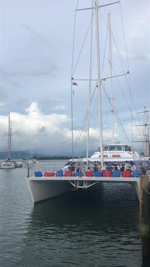 Captain Cook Catamaran